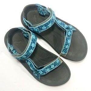Teva Youth US 5 EUR 35 Hurricane Sport Sandals